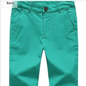 Other - Boys Green Pants